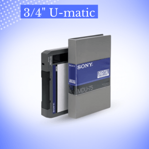 "Transfer 3/4"" U-matic"