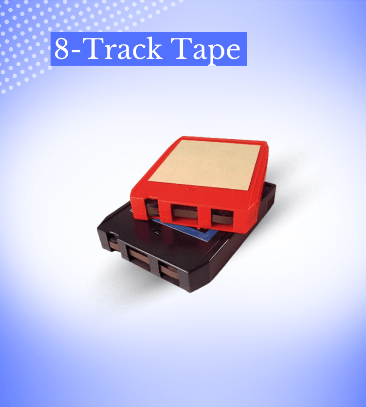 Transfer 8-Track Tape