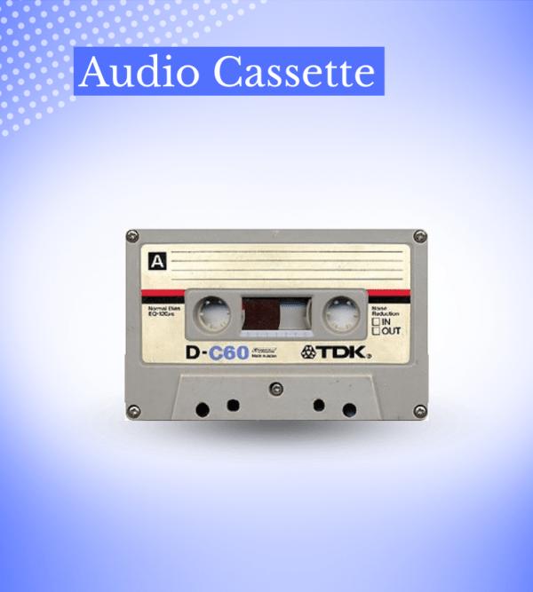 Transfer Audio Cassette