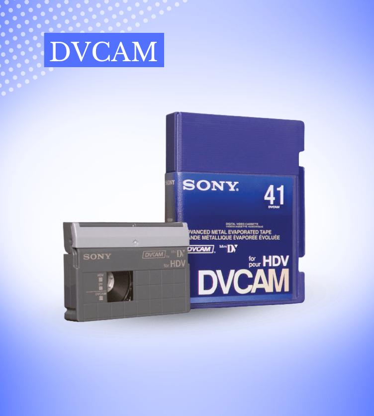 Transfer DVCAM