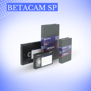 Transfer BETACAM SP