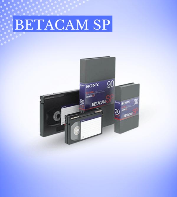 Transfer BETACAM SP