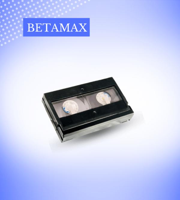 Transfer BETAMAX