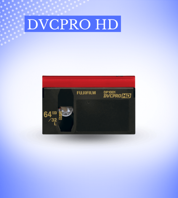 Transfer DVCPRO HD