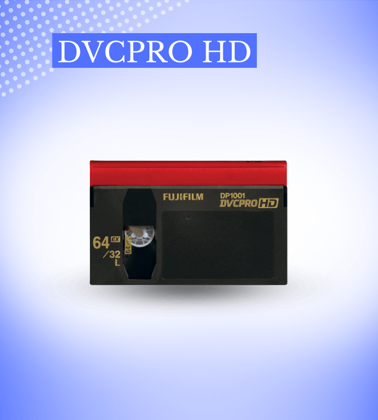 Transfer DVCPRO HD