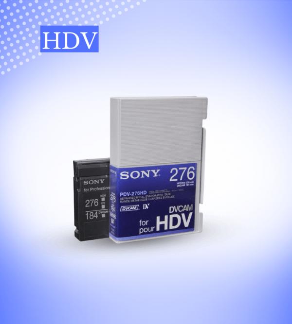 Transfer HDV